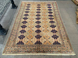 6and0395and039and039 X 9and0398and039and039 Handmade Carpet Village Rug Organic Rug Natural Carpet.skuf1360
