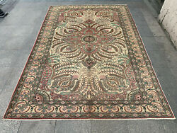 6and0397and039and039 X 9and03910and039and039 Handmade Carpet Village Rug Organic Rug Natural Carpet.skuk1337