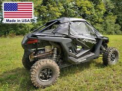 Polaris Rzr Pro Xp Enclosure For Existing Windshield - Doors Roof And Rear Window
