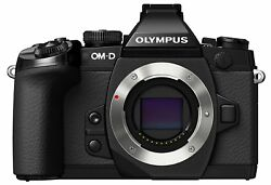 Olympus Om-d E-m1 Mirrorless Digital Camera With 16mp And 3-inch Lcd Body Only