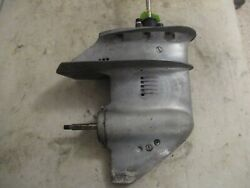 Evinrude Johnson Outboard Gearcase Lower Unit 9.9/15 Hp 1983 322200 781