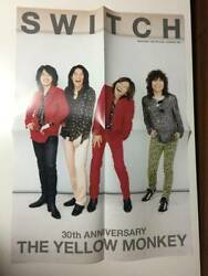 The Yellow Monkey Poster Switch Novelty Vol.37 No.7t He Goods Limit Tour _12656