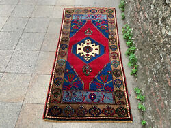 3and0393and039and039 X 7and039 Vintage Natural Rug Village Rug Handmade Carpet.skut1260