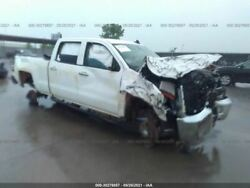 Rear Axle With Fill Plug In Cover Opt Gt4 Fits 15-18 Sierra 2500 Pickup 586996