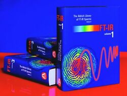 The Aldrich Library Of Ft-ir Spectra By Charles J. Pouchert 1997, Hardcover