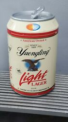 Yuengling Light Beer Fridge Small Refrigerator Beer Can Drink Cooler Tailgate