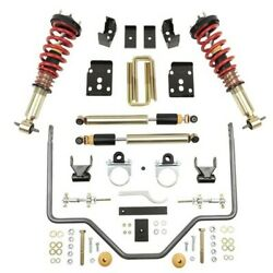 Belltech Fit 15-20 Ford F-150 All Cabs 2wd/4wd Performance Handling Kit Plus