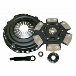 Competition Clutch Kit For Nissan 300zx 1990-1996 Stage 4 6 Pad | Ceramic