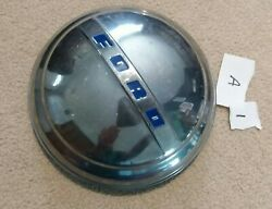 1947-1948 Ford Super Deluxe Coupe Pickup Truck Hubcaps Center Cap 48-60 F
