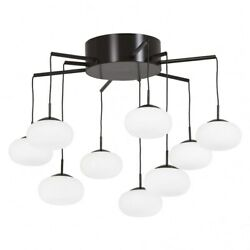 George Kovacs Lighting - Georgeand039s Web-30w 1 Led Chandelier-19.75 Inches Wide By