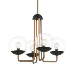George Kovacs Lighting - Outer Limits-4 Light Chandelier-19 Inches Wide By 16.25