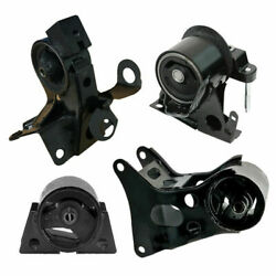 4pc Motor Mount Fit 2002-2006 Nissan Sentra 2.5l Manual Fast Free Shipping