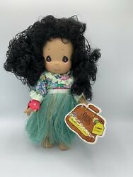 Precious Moments 9 Hawaii Leilani Doll, Children Of The World