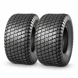 Set Of 2 Maxauto 26x12-12 26x12x12 Turf Tires For Lawn And Garden Mower4 Ply Tu...