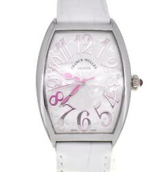 Franck Muller Tono Carbex Pink Orchid 5850bsc Limited Automatic Ladies C105866
