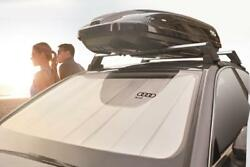 Audi A5 Coupe Only 17-19 Genuine Factory Oem Accessory Uv Sun Shade/visor