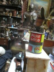 1933 Vintage Pep Boys Puregold Grease Canvery Nice Buy It Now Good--offer