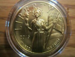2015 United States Mint American Liberty High Relief One Ounce Gold Coin Uh8