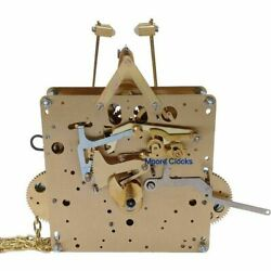 Hermle Black Forest 451-050 H 94 Cm Grandfather Clock Movement Open Box