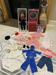 American Girl Doll Retired Molly With Accessories Perfect 4 Gift