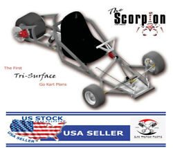 Kit For Scorpion Kart Plan From Spider Carts Parts Only - Bm