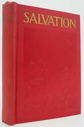 Salvation Rutherford, J. F. 1939 First Edition Early Printing Watchtower Bible