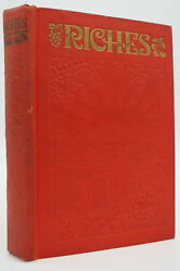 Riches Rutherford, J. F. 1936 First Edition First Printing Watchtower Bible