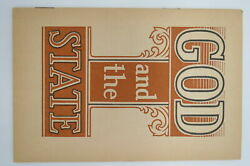 God And The State Rutherford, J. F. 1941