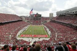 Ohio State Vs. Penn State Football Tickets 2 Tickets
