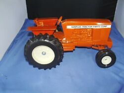 Vintage Tractor Supply Co. Diecast Surplus Tractor Parts Corp. 1/25ih 1985