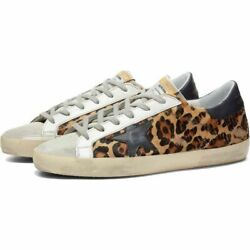Golden Goose Deluxe Womenand039s Sneaker Shoes Shoe Super Star Leather 8-424