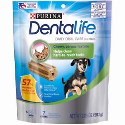 Purina DentaLife Oral Care Small amp; Toy Mini Dogs Dental Chews SAME DAY SHIP
