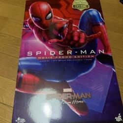 Hot Toys 1/6 Scale Figure Spider Man Far From Home Mms535 Promo Edition