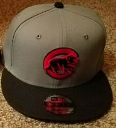 Lot Of 2 Brand New Mlb Chicago Cubs New Era 9fifty Snapback Hats