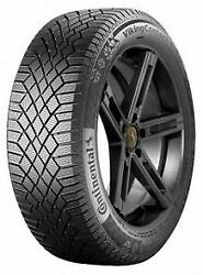 Continental Vikingcontact 7 255/35r20xl 97t Bsw 4 Tires