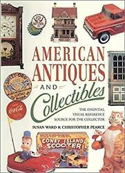 American Antiques And Collectibles Hardcover S. Ward