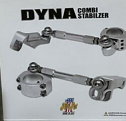 Alloy Art Combi Dyna Pol Non Abs Stabilizer Kit - Vn-pdc-2