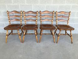 Cushman Colonial Creations Fairfield Dining Side Chairs 5831 - Set Of 4