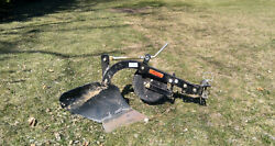 Brinly-hardy 10 In. Sleeve Hitch Tow-behind Moldboard Plow, Lightly Used.