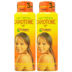Brightening Lotion For Lightening And Bright Even Skin 550 Ml Pack Of 2