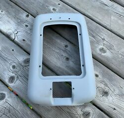 Original Eco Air Meter Tireflator Model 97 Front Housing Cover Ready For Paint