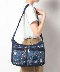 Lesportsac × My Neighbor Totoro Botanical Bag Shoulder And Pouch New Limited