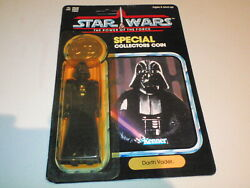 Darth Vader Star Wars Power Of The Force Figure Collectors Coin Kenner 1984 New