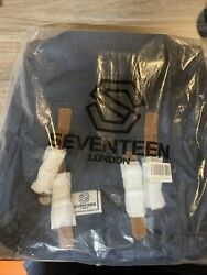 NIB Seventeen London School College Backpack Blue Backpack New with Tags Unisex $40.00