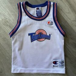 Bugs Bunny 3t Toddler Champion Tune Squad Jersey Vintage Space Jam 1996
