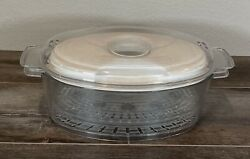 Oster Food Steamer Bowls Upper And Lower Lids Drip Tray Heat Sleeve Model 5715