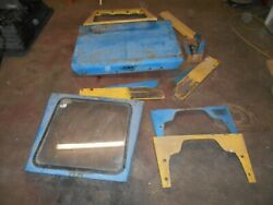 1978 Ford 2600 3600 Tractor Canopyand Enclosed Cab Parts Sims