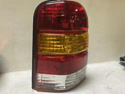 2007 Ford Escape Left Driver Side Tail Light Lamp Assembly Used Oe