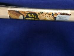 Vintage Foley Pastry Frame Canvas Cloth Guide For 8andnbsp 9 Pie Rolling Pin Cover