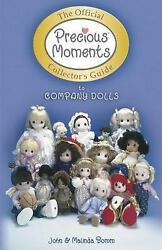 Official Precious Moments Collector's Guide To Company Dolls John